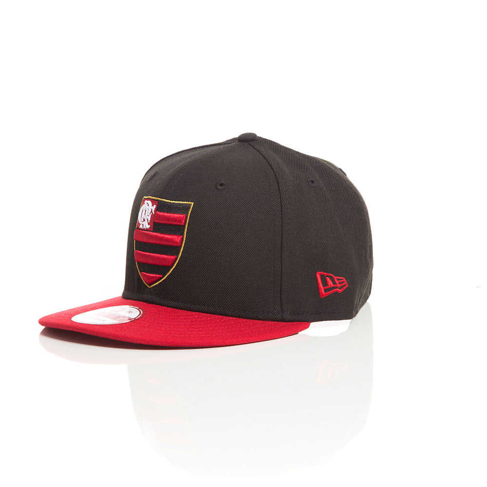 Bone New Era 9Fifty Flamengo