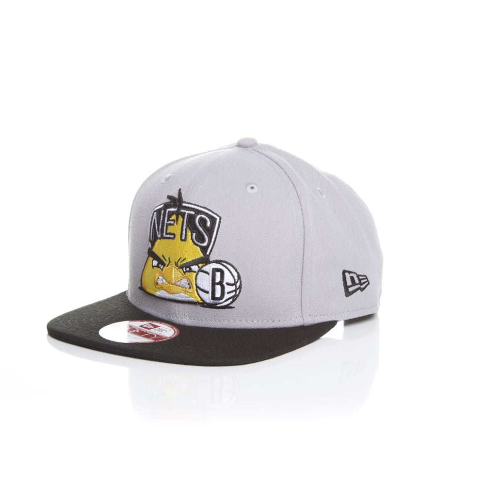 BONE NEW ERA 9 FIFTY BROOKLYN NETS / ANGRY BIRDS