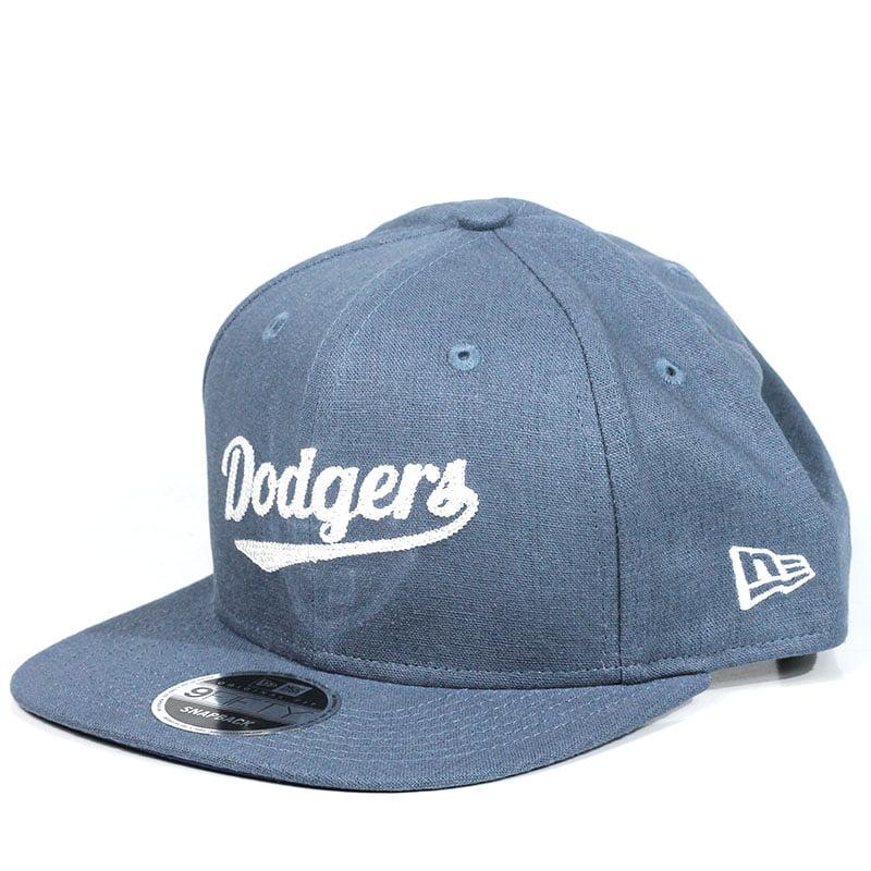 Boné Los Angeles Dodgers New Era Snapback Azul