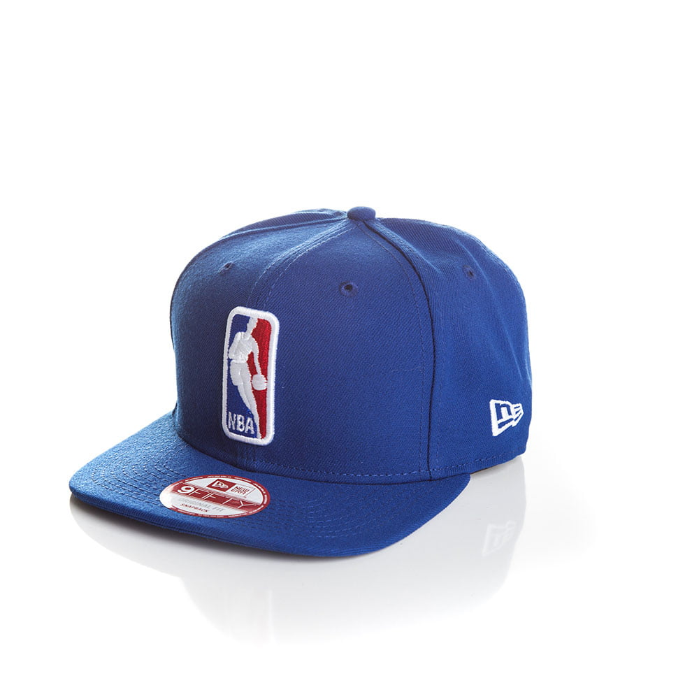 Bone New Era 9Fifty logo NBA azul original fit