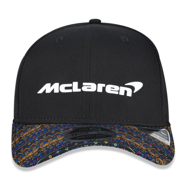 BONÉ NEW ERA 9FIFTY STRETCH-SNAP MCLAREN MÉXICO