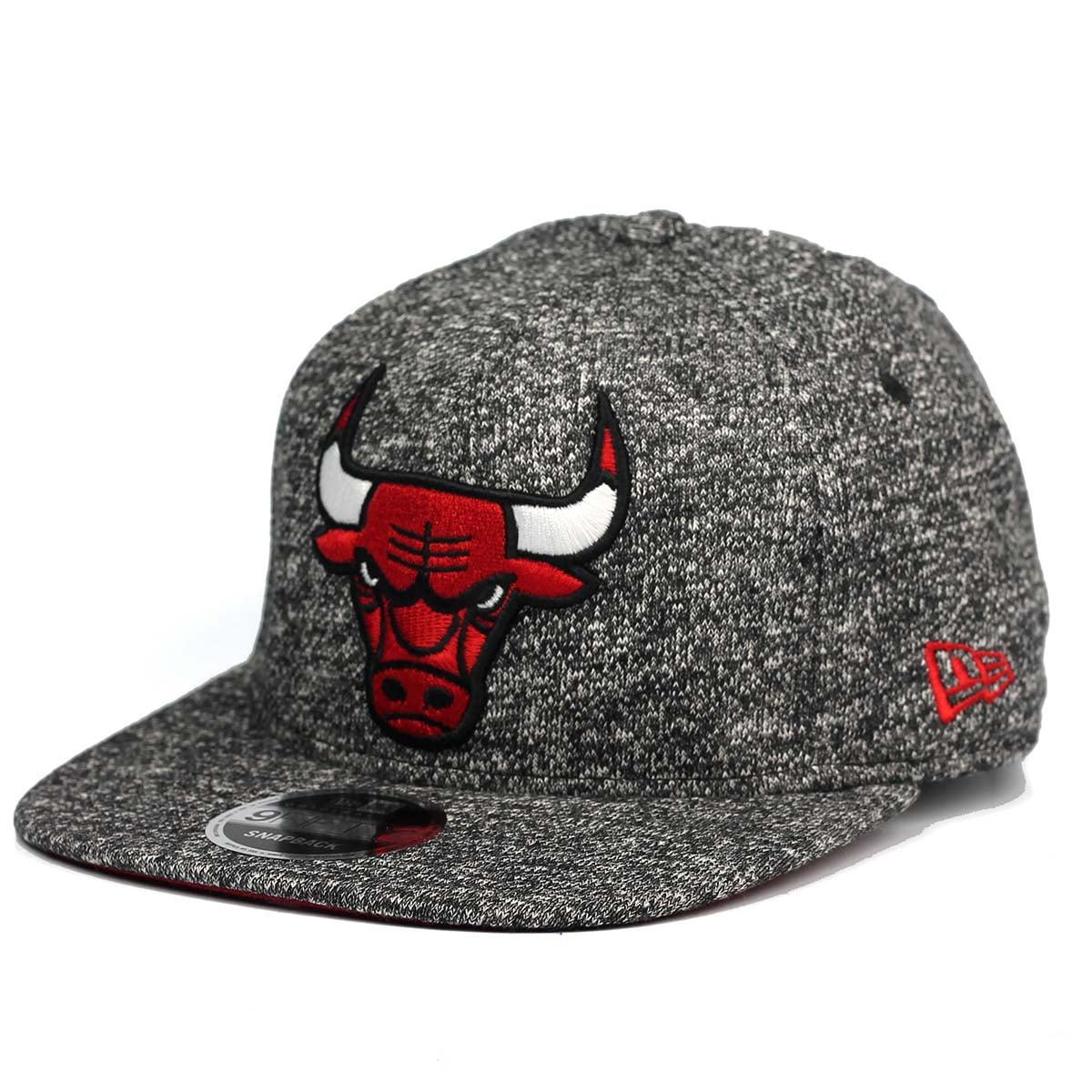 Bone Chicago Bulls New Era 9fifty black french