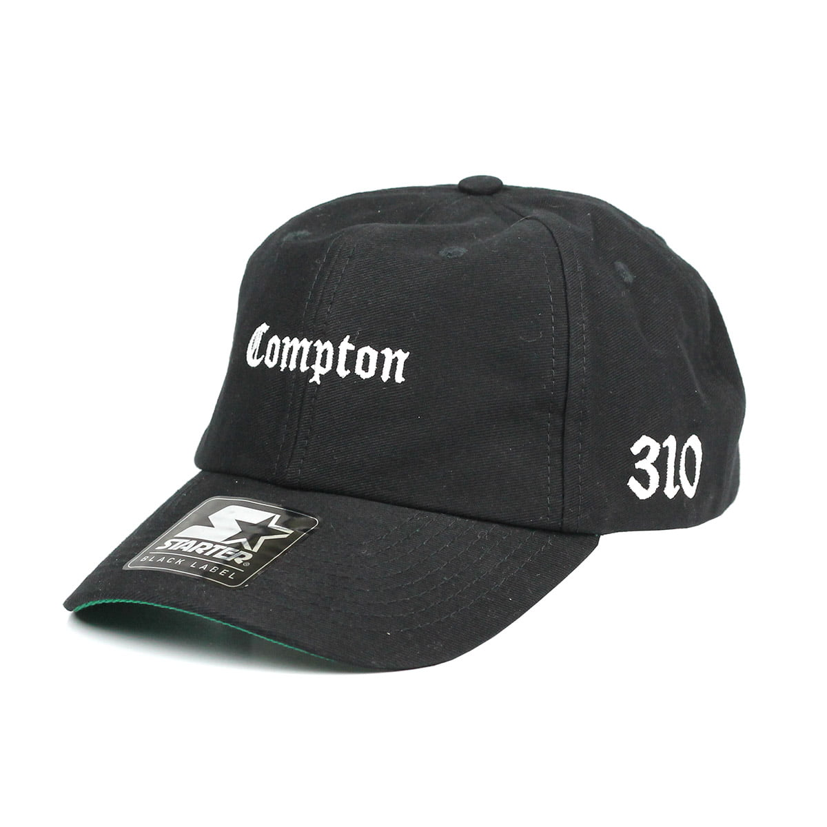Bone Compton starter strapback aba curva