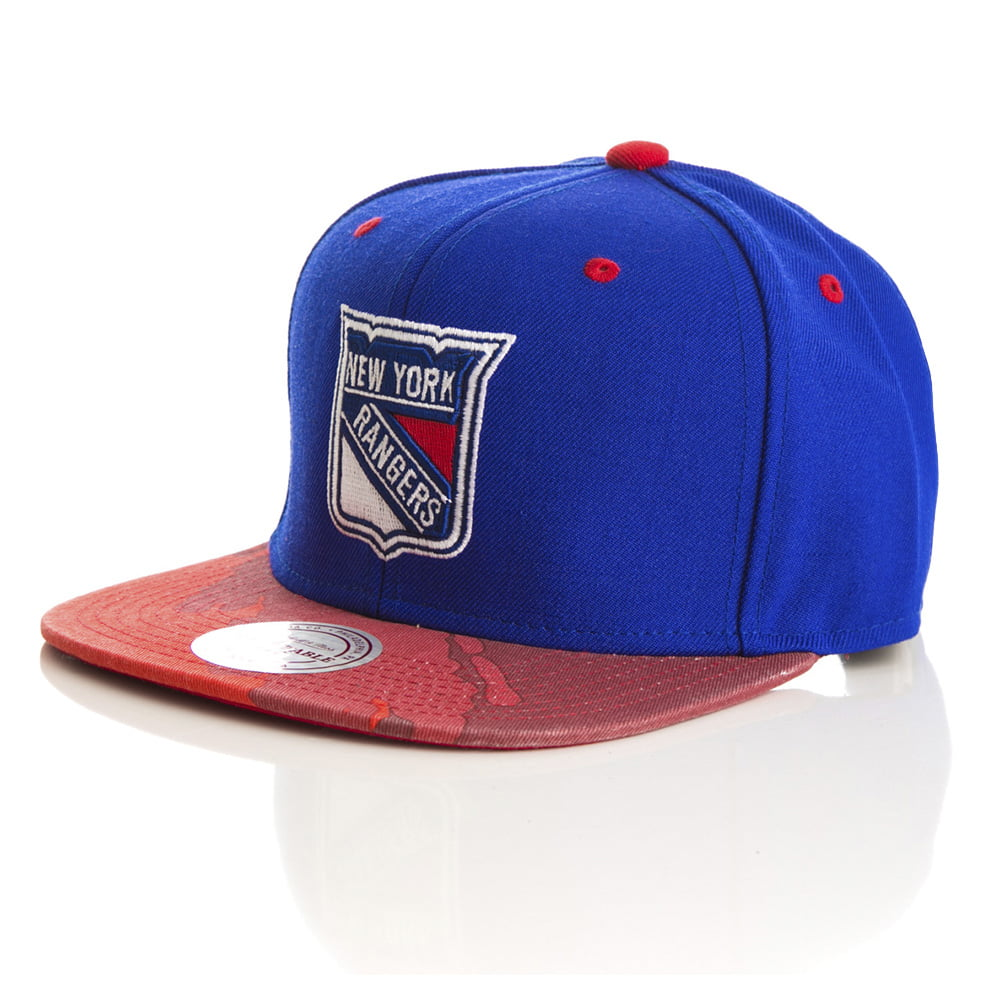 Bone New York Rangers Mitchell and Ness brush