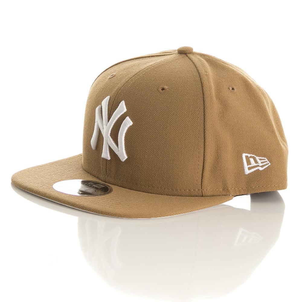 Bone New York Yankees New Era 9fifty wheat
