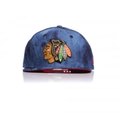 BONE NEW ERA 9 FIFTY CHICAGO BLACKHAWKS