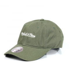 Boné  Mitchell And Ness Verde Strapback