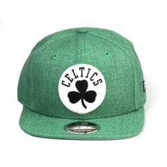 Boné Boston Celtics 9Fifty aba reta verde