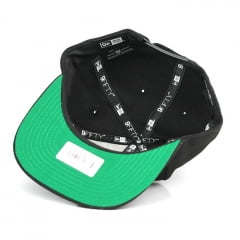 Boné New Era 9fifty aba reta no bad vibes preto