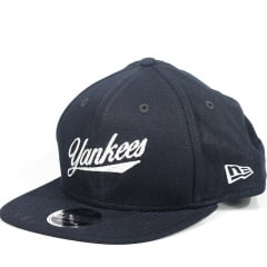 Boné New York Yankees New Era Snapback Azul Marinho