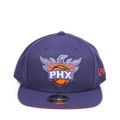 Boné Phoenix Suns New Era Roxo