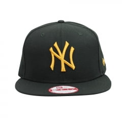 Bone new era 950 new york yankees black gold neyyan