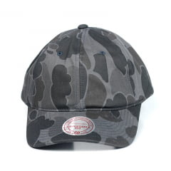 Bone Mitchell and Ness camuflado aba curva verde oliva