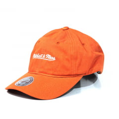 Boné Mitchell and ness classic orange