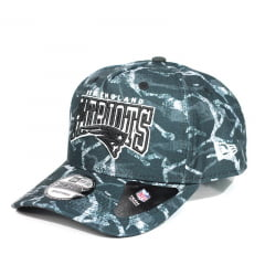 Bone New England Patriots New Era 9forty azul