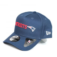 Bone New England Patriots New Era 9forty snapback azul
