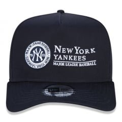 BONÉ NEW ERA 9FORTY STRAPBACK NEW YORK YANKEES MARINHO