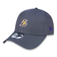 BONÉ NEW ERA 9FORTY SNAPBACK LOS ANGELES LAKERS
