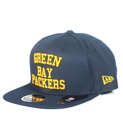 Bone Green Bay Packers New Era 9fifty snapback
