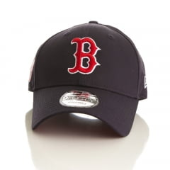 Bone Boston Red sox New Era 9forty patch