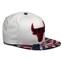 Bone Chicago Bulls New Era 9fifty american flag