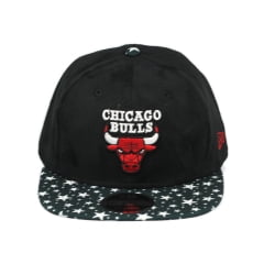 Bone Chicago Bulls New Era 9fifty star visor