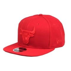 Bone Chicago Bulls New Era 9fifty tonal visor