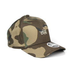 Bone Cleveland Cavaliers New Era 39Thirty Verde camuflado