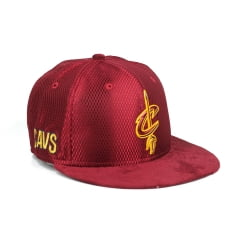 Bone Cleveland Cavaliers New Era 9fifty on court