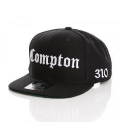 Bone Compton Starter snapback preto
