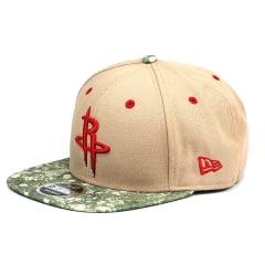 Bone Houston Rockets New Era 9fifty camo visor