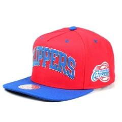 Bone Los Angeles Clippers Mitchell and Ness sonar snapback