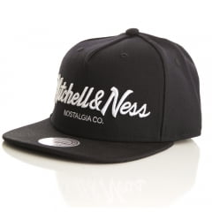 Bone Mitchell and Ness pinscript