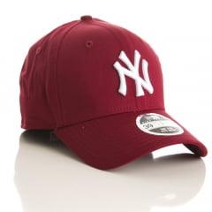 Bone New York Yankees New Era 39Thirty cardinal