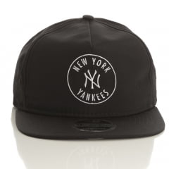 Bone New York Yankees New Era 9fifty preto