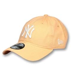Bone New York Yankees New Era 9twenty laranja
