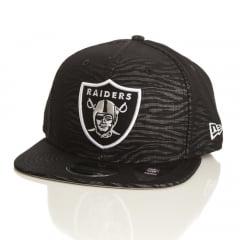 Bone Oakland Raiders New Era 9fifty zebra