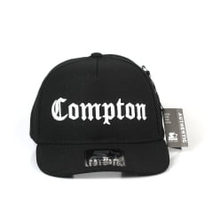 Bone Starter Compton snapback aba curva estruturado